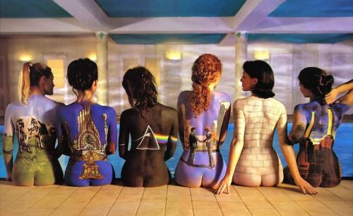 Pink Floyd pochettes.jpg